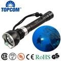 Новый подводный 2000LM фонарик факел XM-L T6 из светодиодов лампы водонепроницаемый супер фонарь