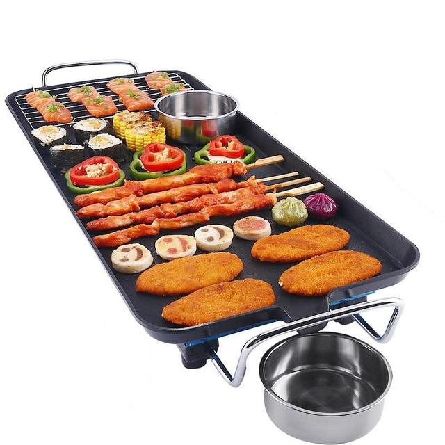 electric household korean cooking roast fish outdoor meat grill oven machine hotplate bakeware bbq barbecue baking pan tool