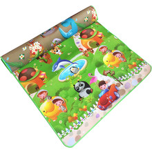 180*120*0.5cm Baby Crawling Play Mat Children Puzzle Toy Carpet Kid Game Activity Gym Developing Rug Eva Foam Soft Floor Gift(China)