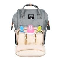 Fashion Mummy Maternity Baby Care Nappy Bag Brand Large Capacity Baby Dry Wet Bag Designer Travel