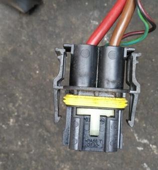 Marvelous For Mercedes Benz Electronic Fan Plug W204 C180 C200 C280 C300 Wiring Database Plangelartorg