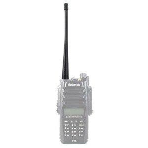 Image 3 - 5 قطعة RETEVIS RT6 هوائي SMA F 10 واط 2.15dBi UHF + VHF 136 174 + 400 520 ميجا هرتز ل كينوود Retevis RT6 BAOFENG UV 5R J9114D