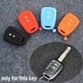 Горячие Продажи Силиконовых Ключ Крышка Подходит Для 2 Кнопки Honda Fit Jazz HR-V ect. прямо Romote Ключ 4 Цветов Дополнительно