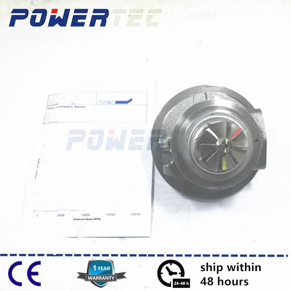 RHF3 balanced core cartridge turbo CHRA turbine for MAZDA Bongo Passenger Titan 4WD RFCDT RFT VB410084 VC410084 VE410084 VJ34