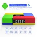 U2C T95K PRO 2GB 16GB Android TV Box Amlogic S912 Octa Core KODI TV Boxes Android 6.0 Dual WiFi Bluetooth H.265 4K Media Player