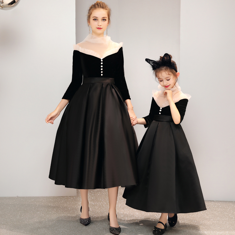 3b5162ad0a85d Matching Mother Daughter Clothes Mom and Daughter Wedding Dress Mom ...