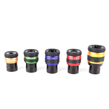 1.25inch SWA 70 Degree Ultra Wide Angle Achromatic Eyepiece Astronomical Telescope Accessories 8mm/12mm/16mm/19mm/27mm