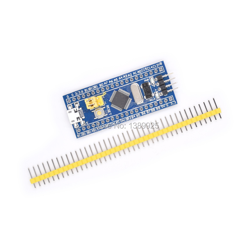 5pcs/lot STM32F103C8T6 ARM STM32 Minimum System Development Board Module For ar-duino