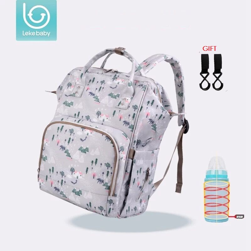 Lekebaby luiertas baby maternity mummy changing nappy diaper bag organizer backpack bags for mom mochila maternal maternidade lekebaby baby travel stroller mom mummy maternity changing nappy diaper bag backpack organizer bolsa maternidade bolso maternal