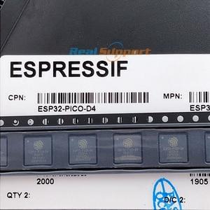 Image 3 - 10 PCS ESP32 PICO D4 ESP32 SIP Module SiP module met 4 MB flash dual core MCU Wifi Bluetooth combo LGA 48 pin 7*7mm