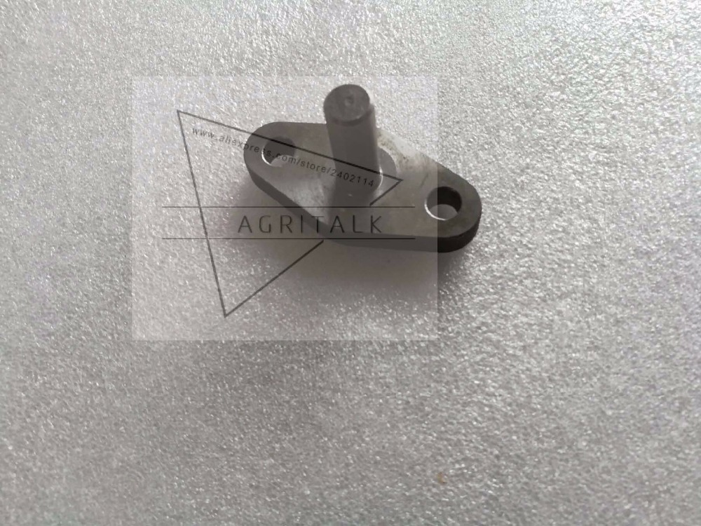 Shanghai /SNH504 tractor parts, the spring sleeve/fork seat/linking bar of hydraulic pump, part number: