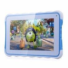 Excelvan 7″Kids Tablet & Parental Control Android 4.4.4 Rockchip3126 Quad Core 8GB WIFI External 3G Child Dual Camera Tablet PC