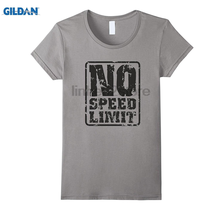 Возьмите без Скорость предел трек поле отличные подарки для трека вентилятор Футболка Для женщин футболка