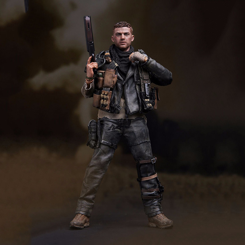 Wasteland Ranger 1/6 Scale Male Action Figure Model Toys  Tom Hardy Man Model VM-014 For Children Gifts Collections F