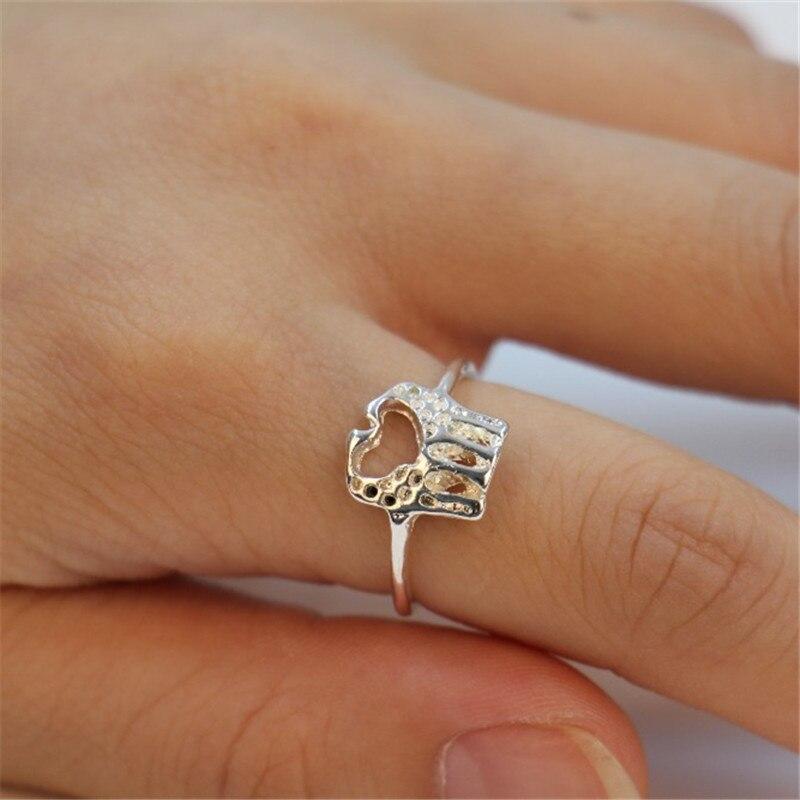 Moda animal jirafa anillos de oro de color para las mujeres al por mayor y  el color mezclado 8a04e5a59175