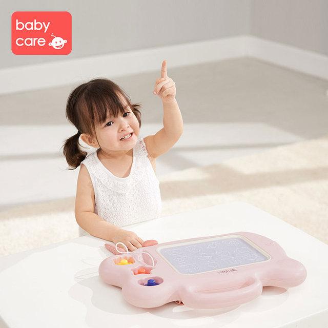 En Ucuz Bebek Bakimi Cocuk Renkli Manyetik Yazma Boyama Cizim