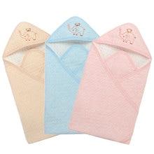 85X85 cm Bébé Surdimensionné Sacs de Couchage D'hiver Enveloppe Couverture Pour Nouveau-Né Cocon Wrap Sleepsack Coton Bébé Literie et emmailloter