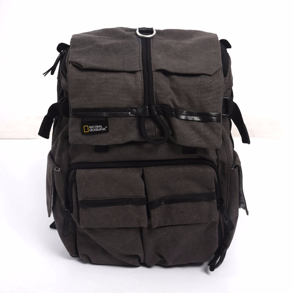 High Quality Camera Bag NATIONAL GEOGRAPHIC NG W5070 Camera Backpack Genuine Outdoor Travel Camera Bag Extra