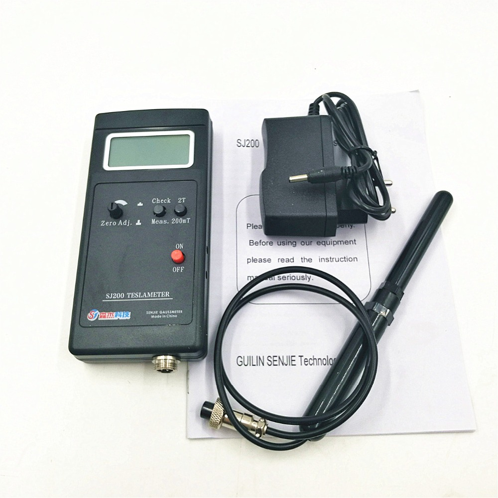 Td8620 Gaussmeter Tesla Meter The Fluxmeter Surface Magnetic Field Details About Ut15b Multifunction Voltage Short Circuit Tester Step Sj200 Digital Gauss Static 0 200mt 2000mt With Adapter