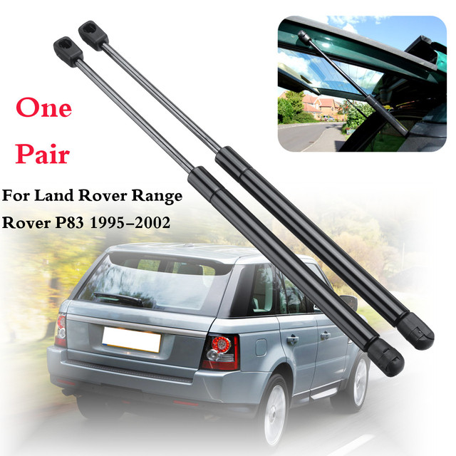 US $14 74 41% OFF|2Pcs Car Rear Tailgate Boot Gas Struts Support For Land  Rover Range Rover P38 1995 2002-in Strut Bars from Automobiles &  Motorcycles