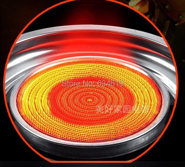 الأشعة تحت الحمراء توفير الطاقة موقد غاز المطبخ الأشعة تحت الحمراء الغاز طباخ المنزلية الغاز الموقد-في قطع غيار أدوات الطبخ الأخرى من المنزل والحديقة على  مجموعة 1