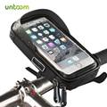 Untoom 6.0 pouces étanche vélo support pour téléphone vélo moto guidon téléphone portable support pour iPhone Samsung Xiaomi Redmi Porte-téléphones et supports    -