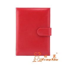 High Quality PU Leather Russian Drivers License Cover For Car Driving Documents