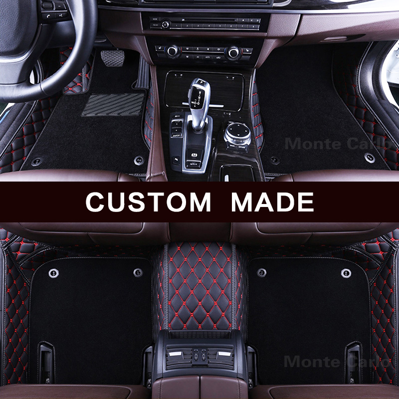foot styling carpets car floor made customized rugs for mats volvo auto pin custom