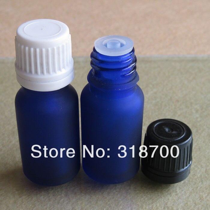 200/лот DIY 10 мл, не замерзающая синяя бутылка с крышкой для эфирного масла, 10cc контейнер для эфирного масла frost blue