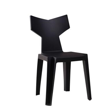 Simple modern dining chair tea shop tables and chairs fashion back plastic household stool leisure coffee shop desk chair. цены онлайн