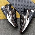 Oro Mens Zapatos de Aire Respirable Ocasional de Moda Masculina Krasovki Tenisky Gumshoe Calzado Gumshoe