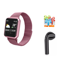 Pedometer bracelet in Russian Smart band with hear rate monitor Smart watch blood pressure for samsung huawei watches 2018 hot