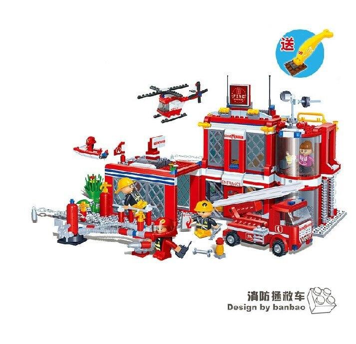 BB Giocattolo Modello Compatibile con Lego BB8355 1285 Pcs di Costruzione di Modello Kit di Giocattoli di Hobby Modello di Edificio BlocchiBB Giocattolo Modello Compatibile con Lego BB8355 1285 Pcs di Costruzione di Modello Kit di Giocattoli di Hobby Modello di Edificio Blocchi