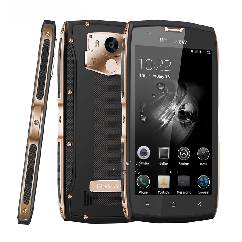 Blackview BV7000 Pro 4G Wasserdichte IP68 5,0
