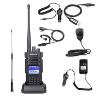 Retevis Ailunce HD1 Dual Band DMR Digital Walkie Talkie DCDM TDMA VHF UHF Ham Radio Hf