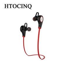 Htocinq спортивные bluetooth гарнитуры-вкладыши стерео наушники с микрофоном для iPhone 8/8 плюс Android-смартфон