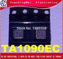 Darmowa dostawa! 5 sztuk 100% nowy oryginalny TA1090EC TA1090 filtr piły 1090 MHz SMD