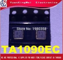 Free Shipping! 5PCS 100% New Original TA1090EC TA1090 SAW Filter 1090 MHz SMD