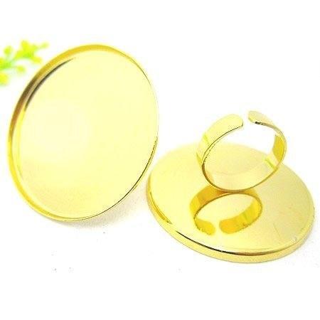 Латунное кольцо, внутренний диаметр: 40 мм, без никеля, без свинца, ID: 22819