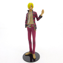 One piece Figures Zoro Usopp Sanji Robin Luffy Chopper Franky 13cm