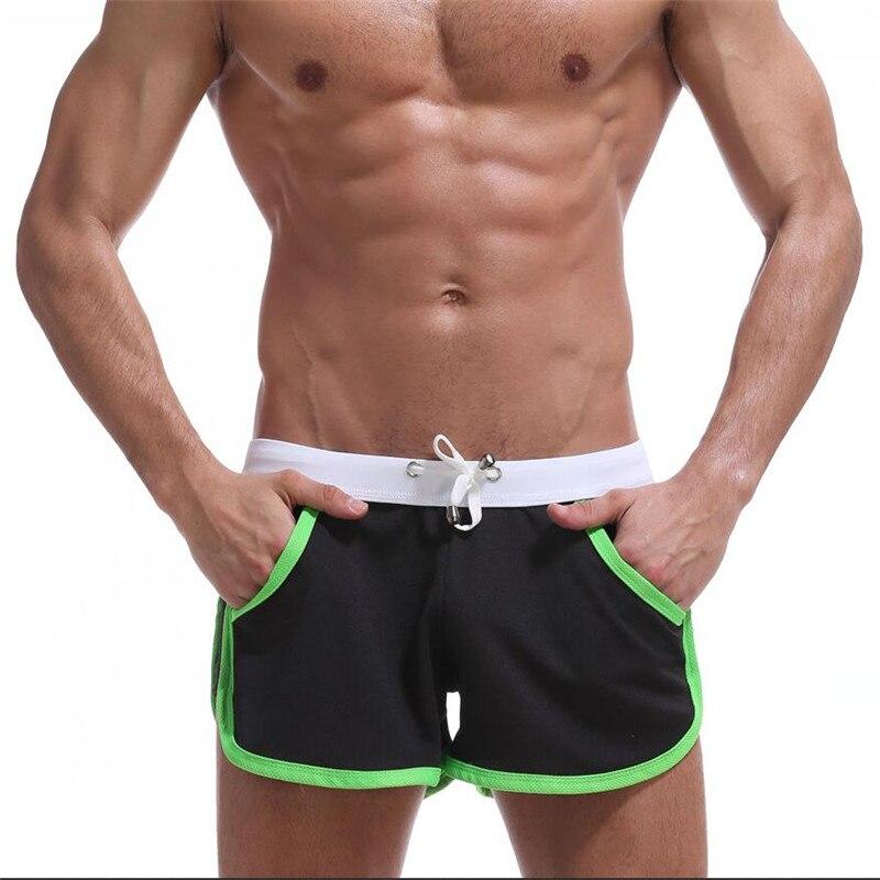 Wholesale Short Masculino Bermudas New Men's Home Sporting Shorts Mens And Women Trousers Girl Summer Slimming Men Gyms Bermuda