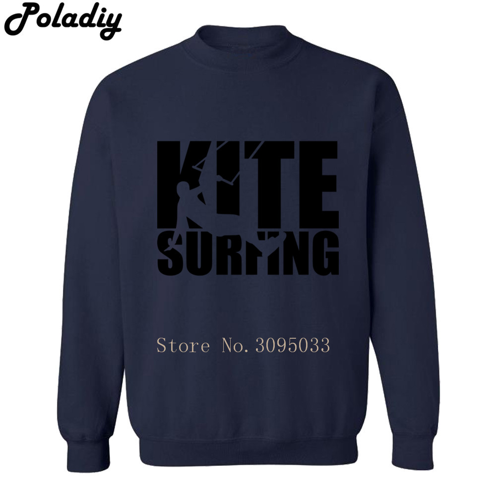 Kitesurfing mens sweatshirt sportswear series spring winter men long sleeve hoodies fashion O-neck tracksuits sweatshirts