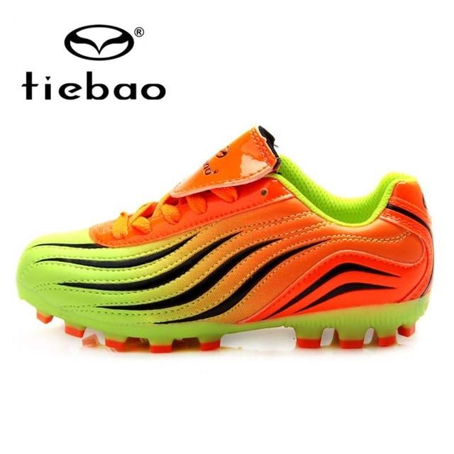 TIEBAO Профессиональные Открытый Футбольные Бутсы Обучение Подростков Футбольные Утки Дышащие Дети Дети H & Sole Футбольные Бутсы