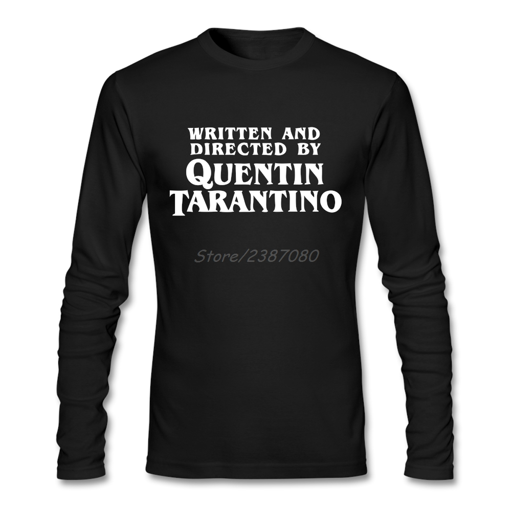 written-and-directed-by-quentin-font-b-tarantino-b-font-t-shirt-custom-long-sleeve-men's-clothes-2017-hot-couple-cotton-funny-t-shirts