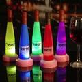 Cute Creative Light Wine Bottle Night Lamp LED Romantic Home Child Bedroom Party Festival Deco