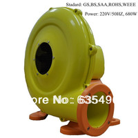 2016new commodity free shipping yellow inflatable air blower free shipping