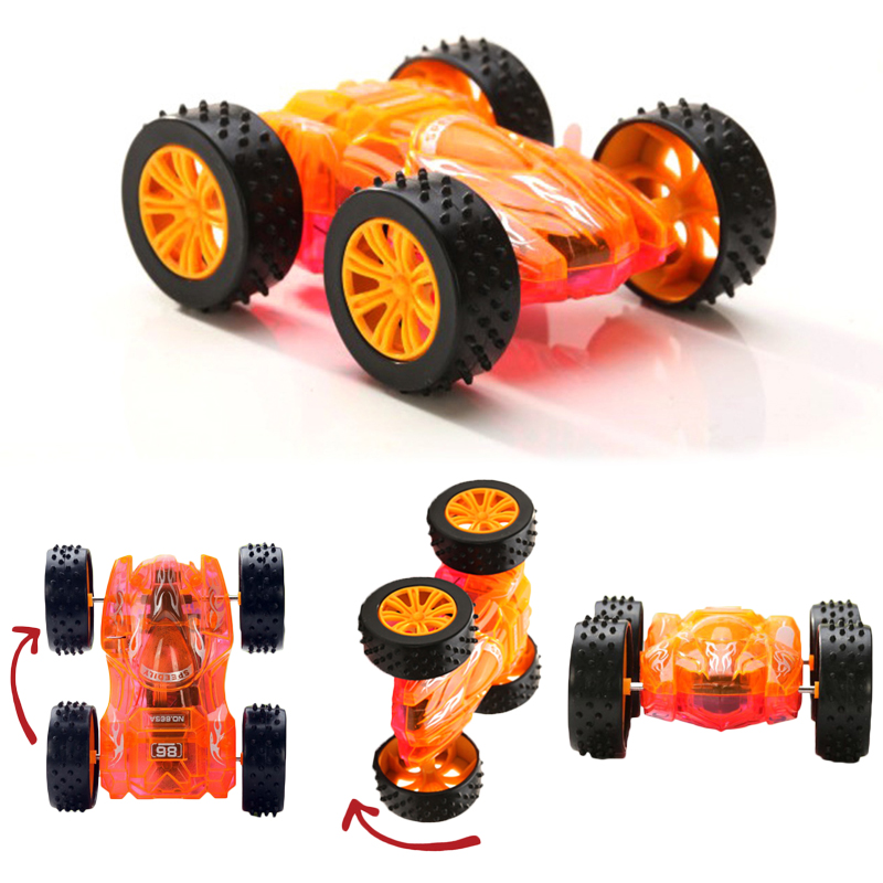 Flashing Light Toy Car Baby Kids Children Gift Collection Fun Funny Lamp