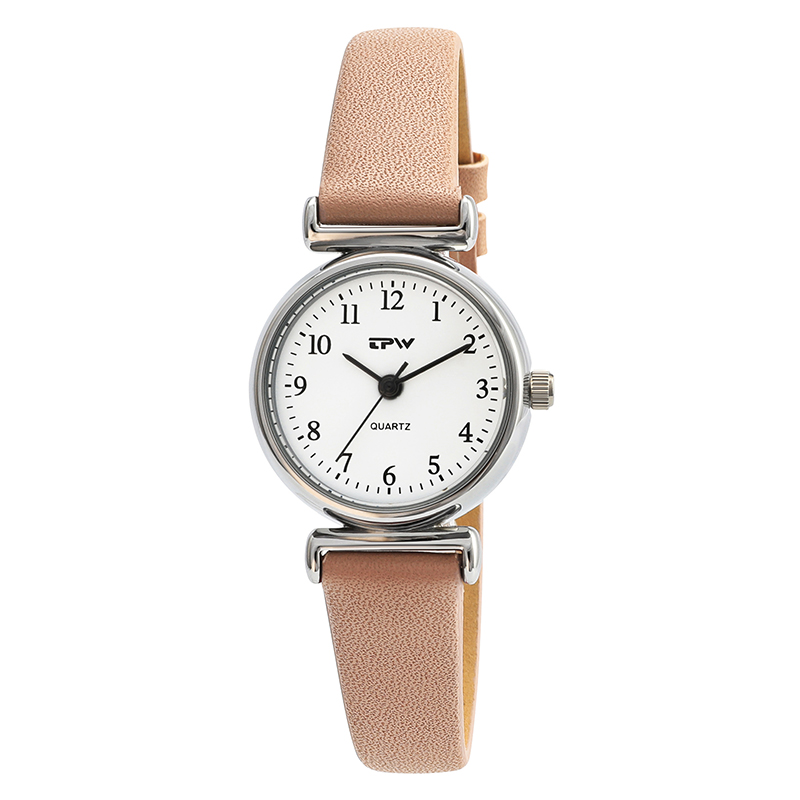 Waterproof Small Simple Women Dress Watches Retro Leather Female Clock Top Brand Women's Fashion Mini Design Wristwatches Clock