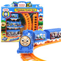 Hot Sale Thomas Set Electric Rail Train Toy Train Track Baby Kid Children Early Eductional Toy Classic Toys Free Ship