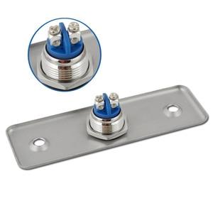 Image 2 - Кнопка выключения из нержавеющей стали, кнопка открывания датчика двери для магнитного замка, управление доступом